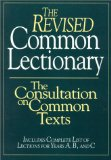 The Revised Common Lectionary (RCL)