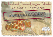The Jewish and Christian Liturgical Calendar