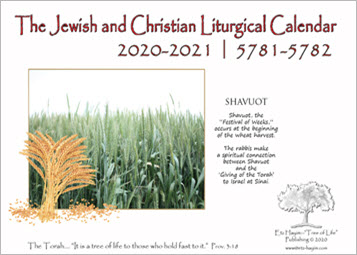 The Jewish and Christian Liturgical Calendar download